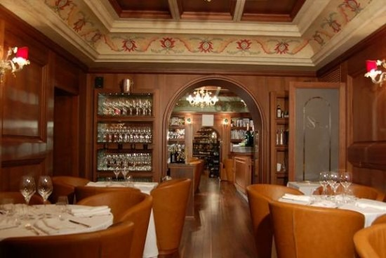 cigar room roma milano