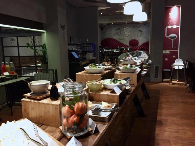 Scuola di cucina per bambini roma progetti architettonici - Scuola di cucina roma ...