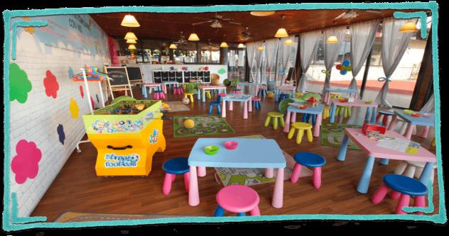 Bambini a tavola, i ristoranti per tutta la famiglia a Roma