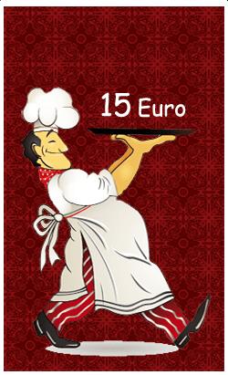 mangiare a Roma 15 euro