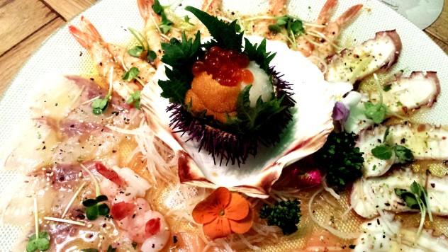 sushi novità fusion roma
