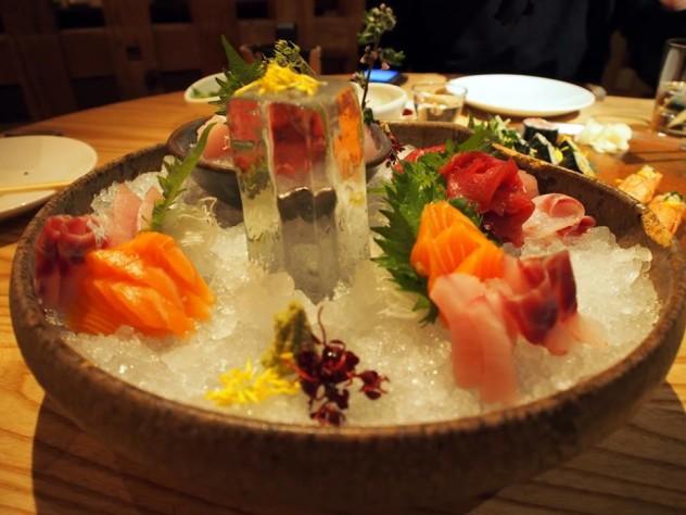 sushi a Roma novità fusion