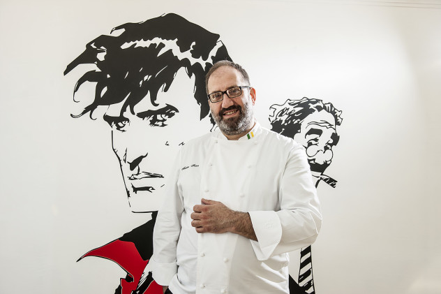 Lo Chef Andrea Fusco