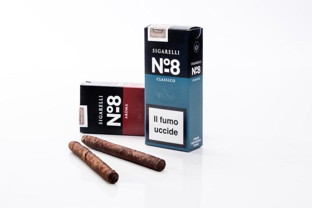 N8 Sigarello Sigaro Toscano