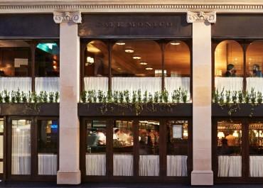 Cafe Monico Londra