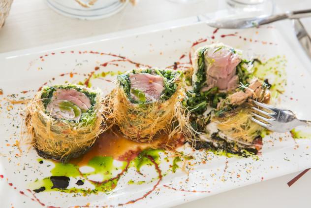 Molo 10 Roma sushi