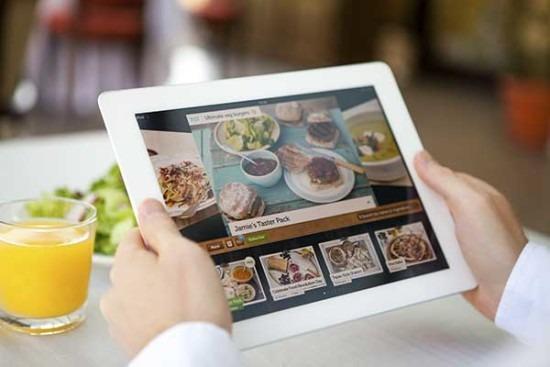 comunicazione food ristorazione