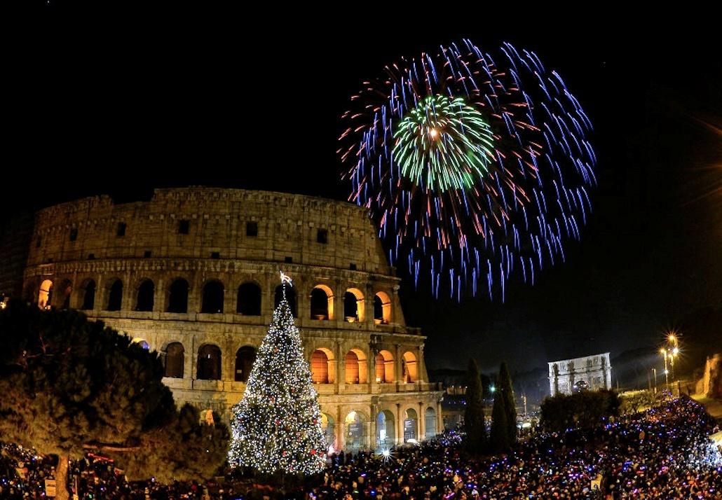 Capodanno 2018 Roma I Cenoni Delle Stelle Michelin E Dei Luxury