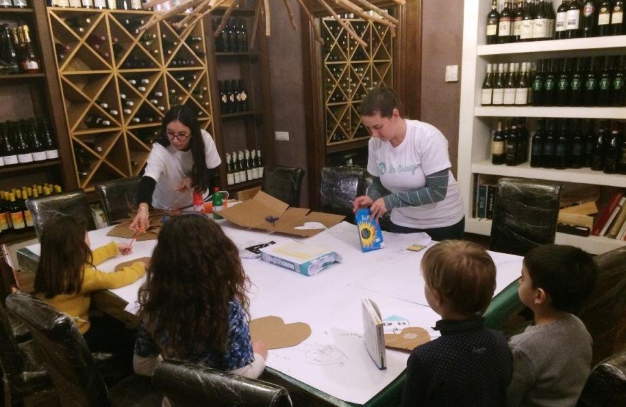 Pranzo Per Bambini Roma : Brunch bambini roma a gli ulivi il pranzo è servito e animato