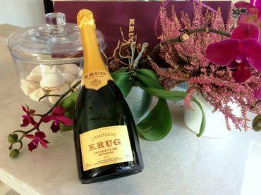 Krug Grande Cuvée, un unicum di piacere dalla grande versatilità