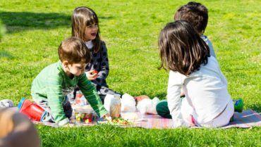 Ristoranti nel verde per bambini a Roma