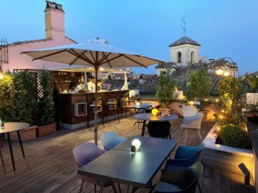 Verve riparte en plein air e grillé sul roof top del DOM Hotel