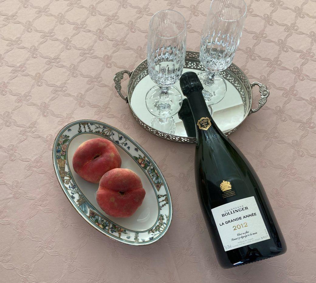 La Grande Année 2012, Bollinger di grande struttura perfetto per il gourmet