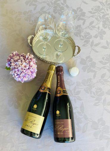 Pol Roger, Blanc de Blancs e Rosé Vintages d'eccellenza per l'estate