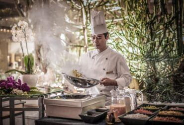 Sunday Brunch, torna in piena sicurezza il rito del Rome Cavalieri