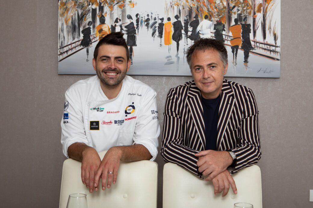 Giulia Home Restaurant, la cucina di Gallo a casa oppure in Staycation