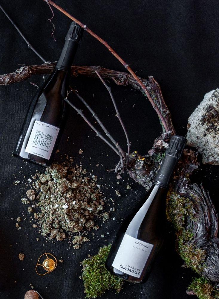 Eric Taillet, l'essenza del Meunier in champagne di grande personalità