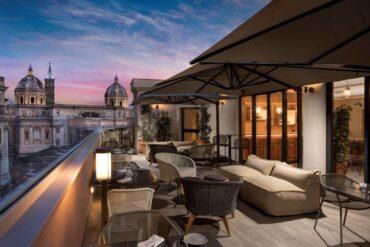 DoubleTree By Hilton Rome, hotel di design a Piazza dell'Esquilino