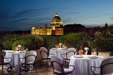 Les Etoiles, tra terra e mare sul Rooftop più suggestivo di Roma